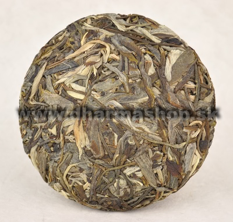 2011 Yunnan Sourcing '' Jing Gu Mini Cake '' Raw Pu-erh Tea Cake