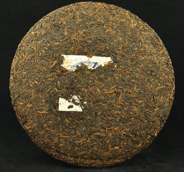 2013 Yunnan Sourcing Yong De Blue Label Ripe Pu-erh Tea Cake