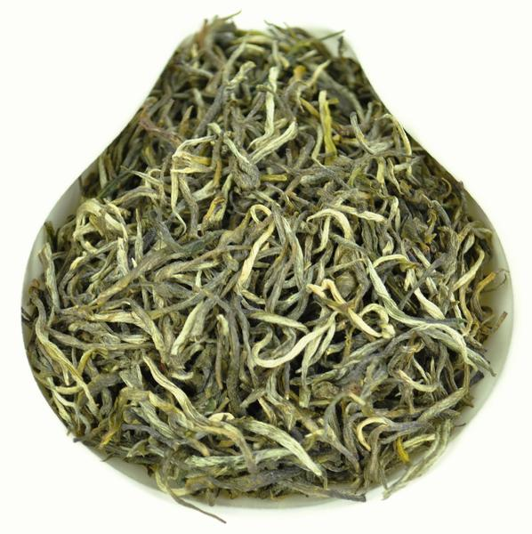 "Yunnan ""Silver Strands"" Green Tea of Simao 2017 / 50 g"
