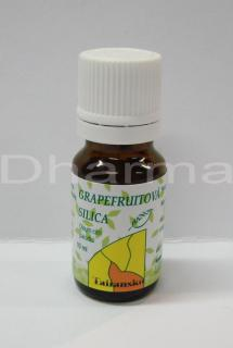 Grapefruitová silica 10 ml H